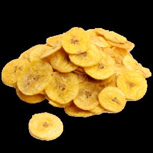 Chips de Plátano con Sal - 1kg