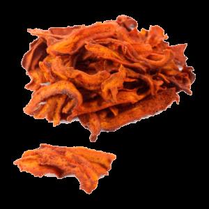 Chips de Zanahoria Enchilada - 1 Kg